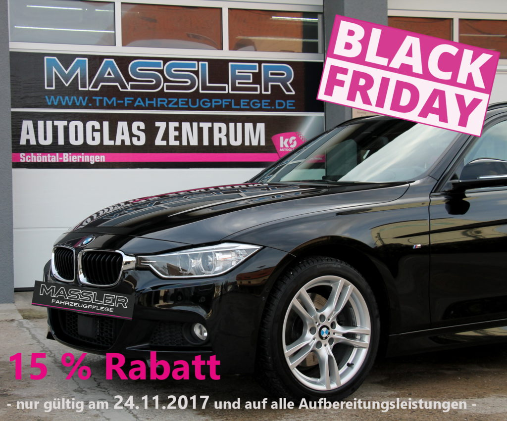 Black Friday TM Fahrzeugpflege
