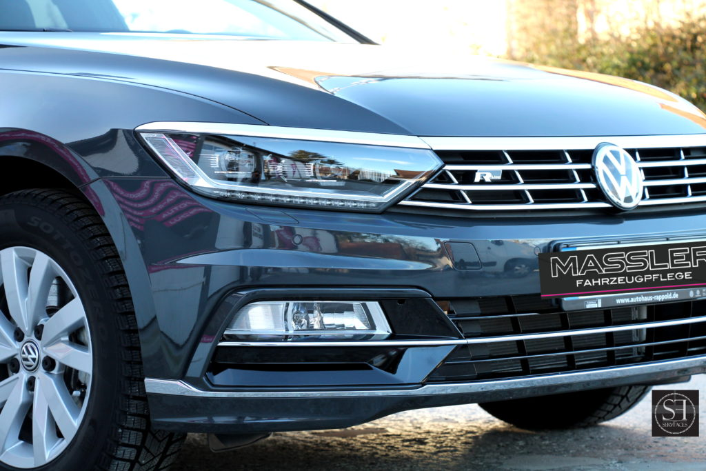 VW Passat mit servFaces Ultima